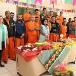 Festejos Caipiras no EP-Amambaí