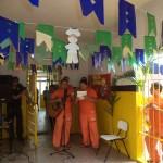 Festejos Caipiras no EP-Jardim