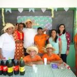 Festejos Caipiras no EP-Paranaíba