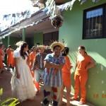 Festejos Caipiras no EP-São Gabriel do Oeste