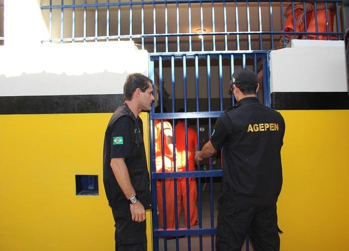 Operacionalização de novas celas e assinatura de convênio com a Prefeitura de Jardim (10)