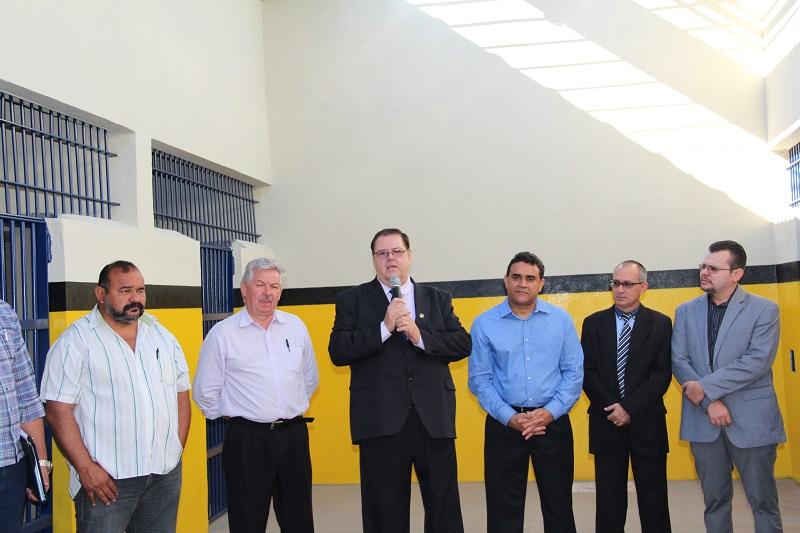 Operacionalização de novas celas e assinatura de convênio com a Prefeitura de Jardim (8)