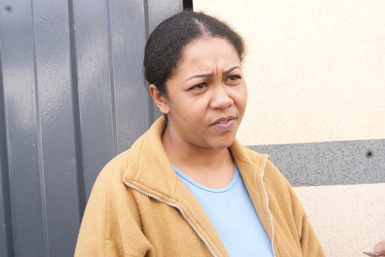 Francine Ferreira, interna do presídio Irmã Irma Zorzi
