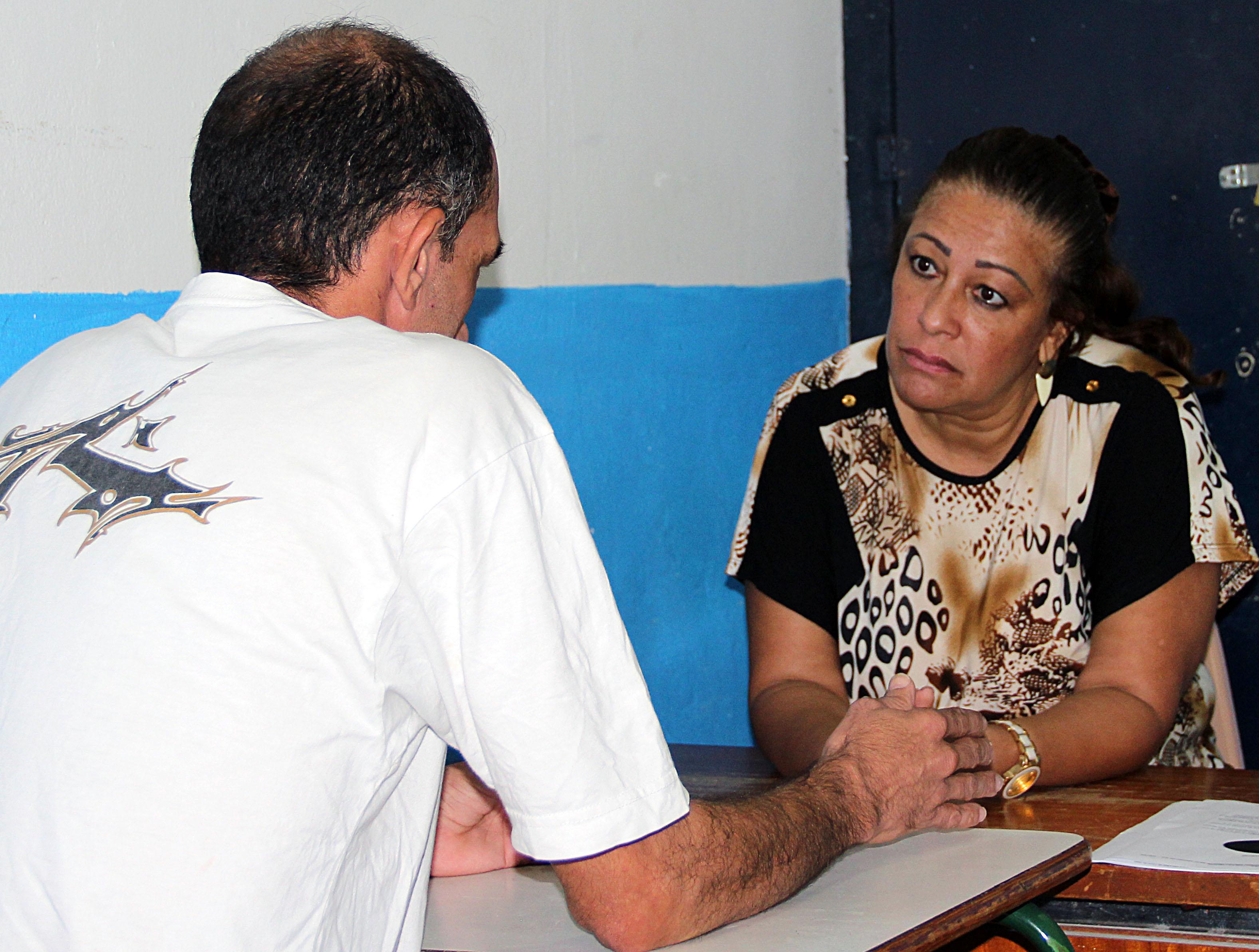 Projeto Restaurando Vidas Centro de Triagem 3