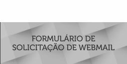Formulário de Solicitação de Webmail