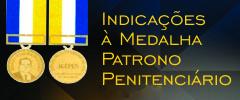 Indicação à Medalha Patrono Penitenciário