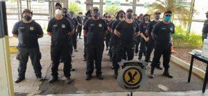 Policiais penais concluem capacitação em vigilância e escolta armada