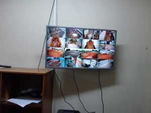 Presídio de Aquidauana reforça segurança com ampliação de monitoramento por câmeras